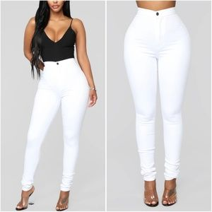 🎀NWT🎀 Fashion Nova Super High Waist Skinny Jeans